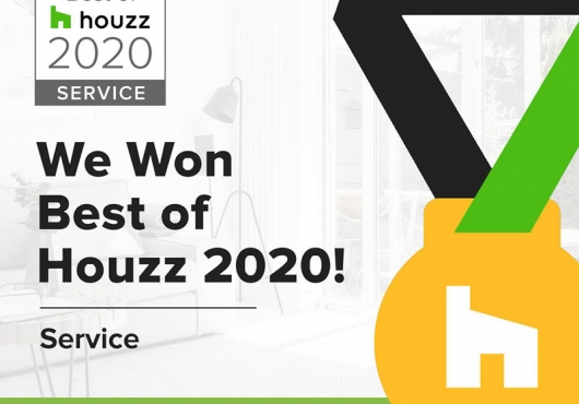 Treeium Inc. Brings down the Houzz as Recipient of Best of 2020 Award