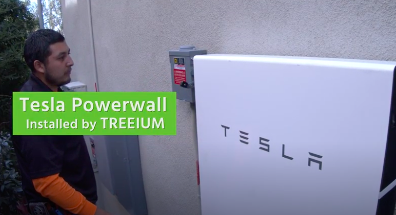 Panasonic 325 Black Solar Panels & Tesla Powerwall